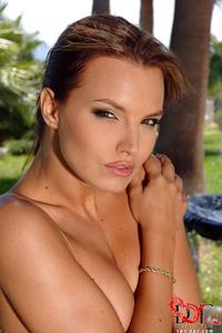 Suzie Carina Red Bikini 15