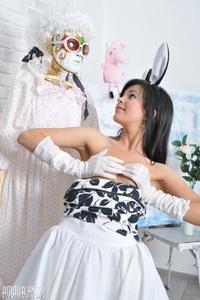 Amazingly Hot Fluffy Bunny 02