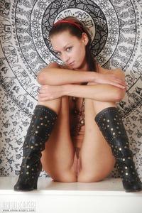 Amazing Russian Teen Babe Posing Nude 03