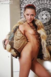 Amazing Russian Teen Babe Posing Nude 07