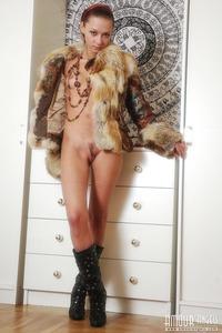Amazing Russian Teen Babe Posing Nude 08
