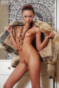 Amazing Russian Teen Babe Posing Nude 09