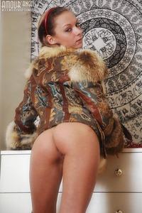 Amazing Russian Teen Babe Posing Nude 10