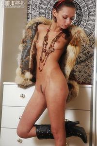Amazing Russian Teen Babe Posing Nude 11