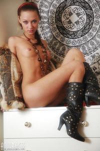 Amazing Russian Teen Babe Posing Nude 13