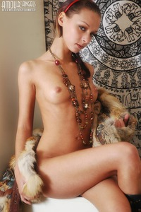 Amazing Russian Teen Babe Posing Nude 14
