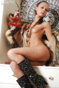 Amazing Russian Teen Babe Posing Nude 17