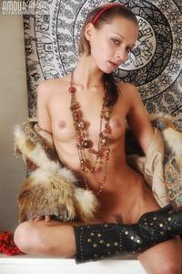 Amazing Russian Teen Babe Posing Nude 18