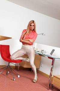 Ashley Bulgari Pantyhose 00