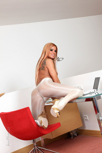 Ashley Bulgari Pantyhose 10