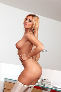 Ashley Bulgari Pantyhose 12