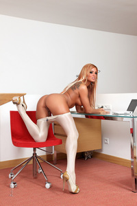 Ashley Bulgari Pantyhose 13