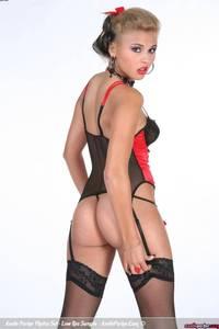 Axelle Parker Sexy Lingerie 07