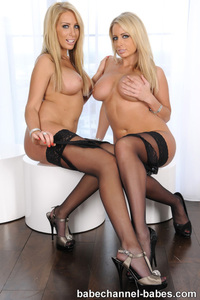 Busty Babes Claire And Louise Thornton 08