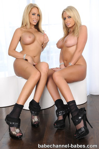 Busty Babes Claire And Louise Thornton 13