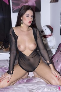 Busty Brunette Ava Dalush A Star Is Born 13
