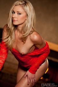 Lena Nicoles Red Dress 03