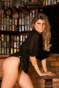 Wanessa Lopes Amazing Assed Blonde 05