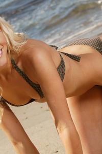 Amy Posing In Bikini 04