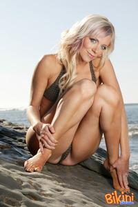 Amy Posing In Bikini 14