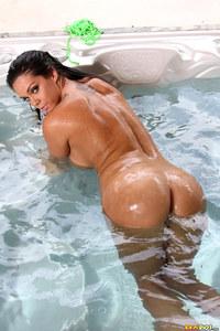 Alison Tyler Bikini 11
