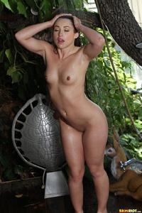 Lola Foxx Drops Her Bikini Off 13