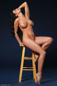 Rachelle Gorgeous naked Body 01