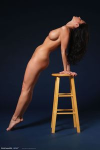 Rachelle Gorgeous naked Body 07