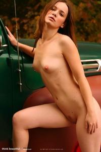 Milena Presenting Her Nice Body 02