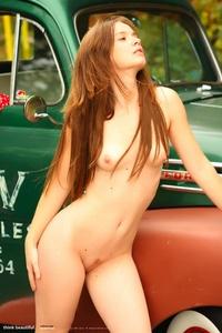 Milena Presenting Her Nice Body 04