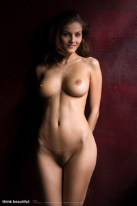 Sexy Naked Girl Linda With Amazing Big Breasts 01