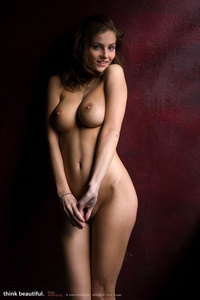 Sexy Naked Girl Linda With Amazing Big Breasts 02