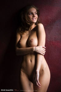 Sexy Naked Girl Linda With Amazing Big Breasts 04