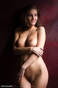 Sexy Naked Girl Linda With Amazing Big Breasts 05