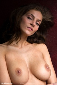 Sexy Naked Girl Linda With Amazing Big Breasts 06