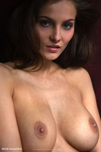 Sexy Naked Girl Linda With Amazing Big Breasts 07