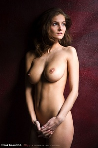 Sexy Naked Girl Linda With Amazing Big Breasts 08