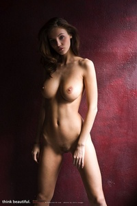 Sexy Naked Girl Linda With Amazing Big Breasts 10