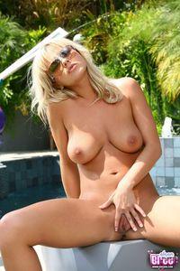 Bree Yellow Bikini 13