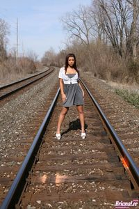 Briana Lee Railroad 00