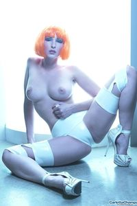 Carlotta The Fifth Element 09