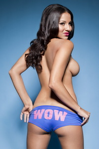 Lacey Banghard Very Hot Topless Pictures 00