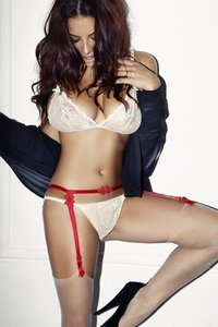 Lacey Banghard Very Hot Topless Pictures 13