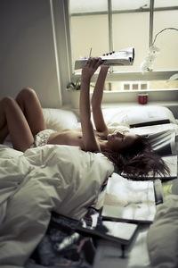 Sabine Jemeljanova Topless 10