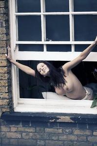 Sabine Jemeljanova Topless 11