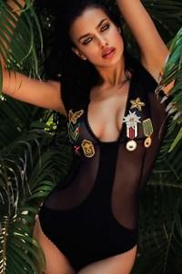 Irina Shayk Sexy Bikini Photoshoot 05