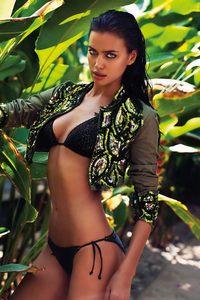 Irina Shayk Sexy Bikini Photoshoot 07