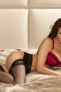 Gorgeous Lacey Banghard In Sexy Lingerie 02