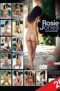 Adorable Brunette Babe Rosie Jones Nude Photos 00