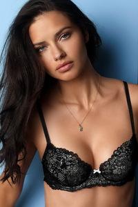 Amazing Beauty Adriana Lima Sexy Lingerie Photos 08